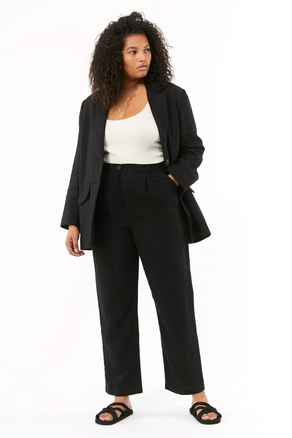 mara hoffman affordable work clothing
