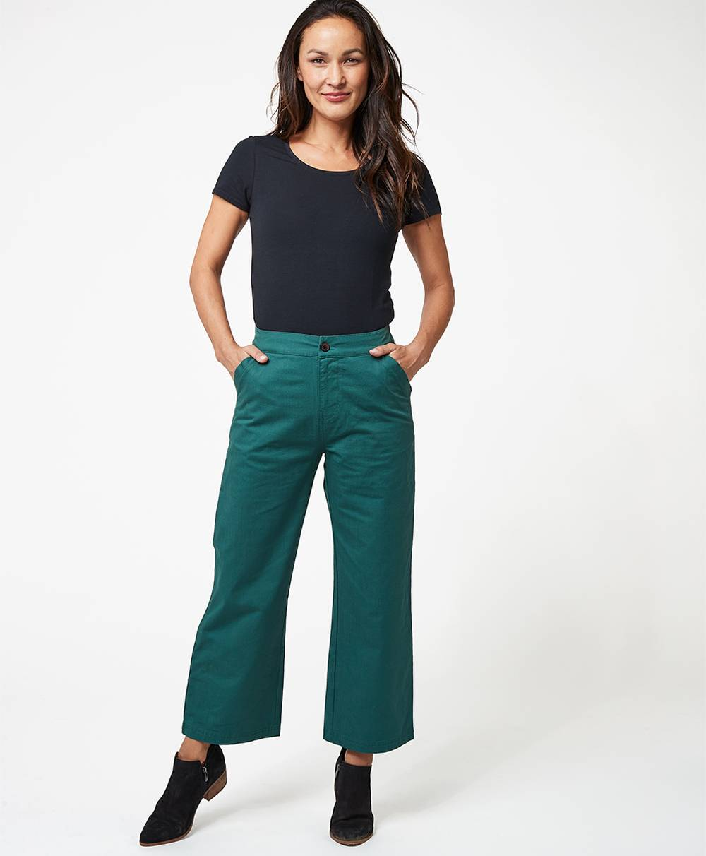 pact cheap organic work trousers