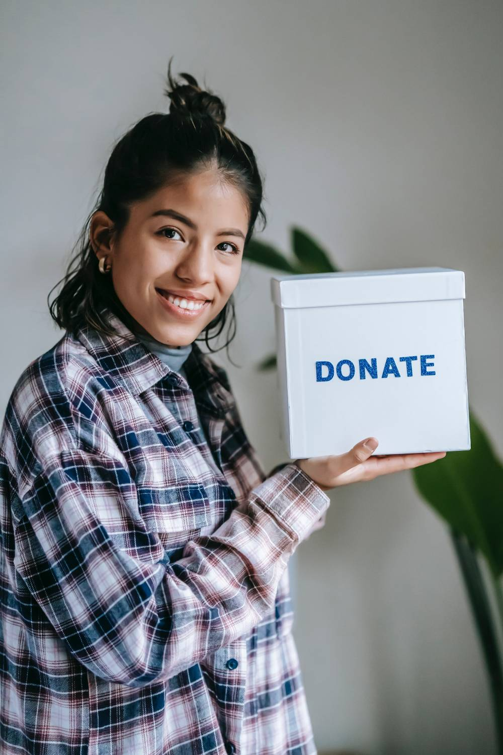 donate charity recycling home tips