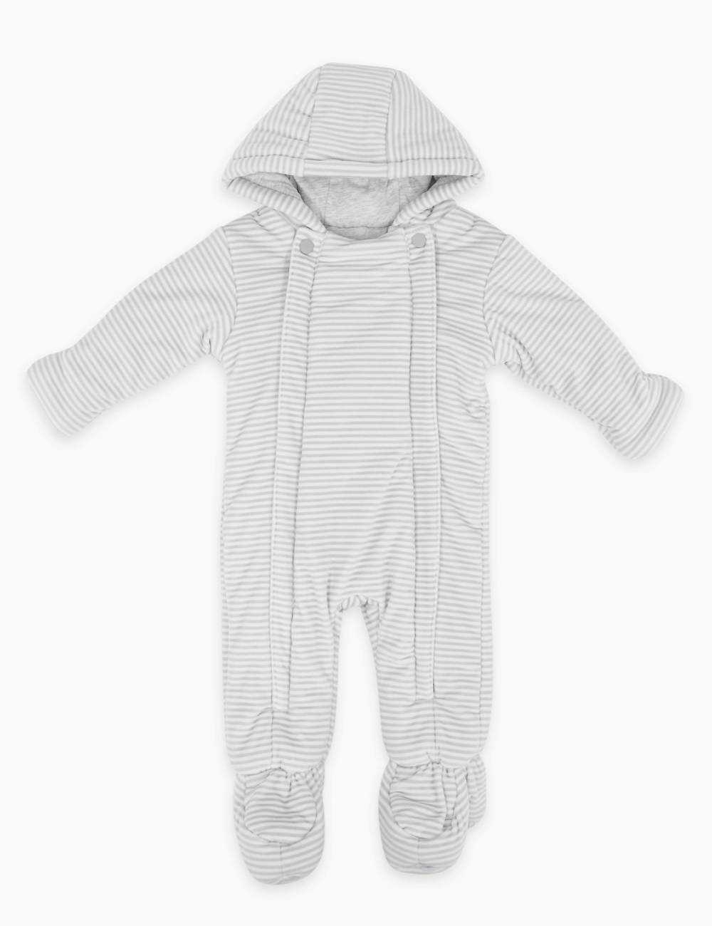 marks spencer recycled baby clothing