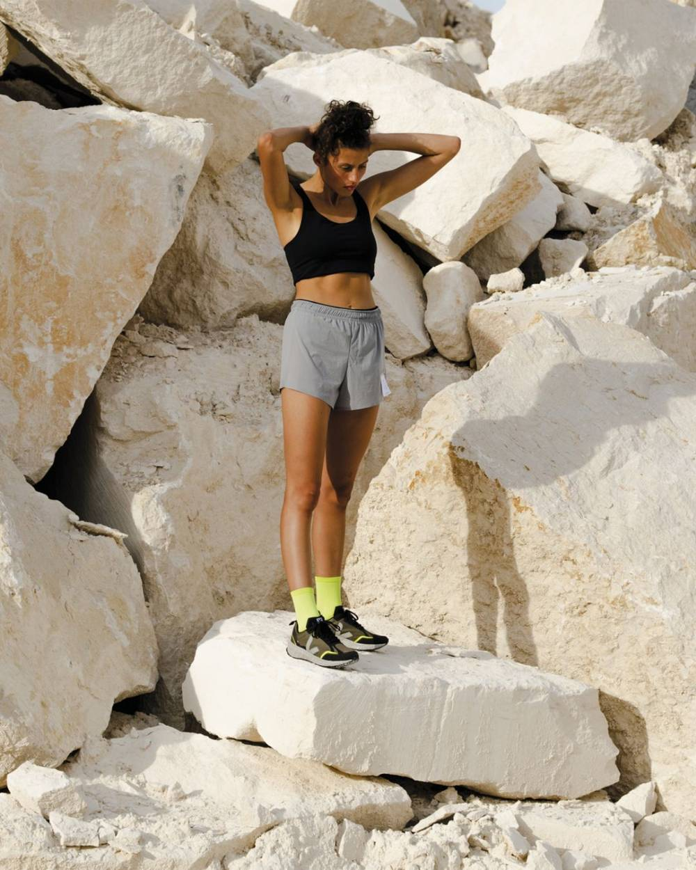 veja sustainable ethical basic sneakers