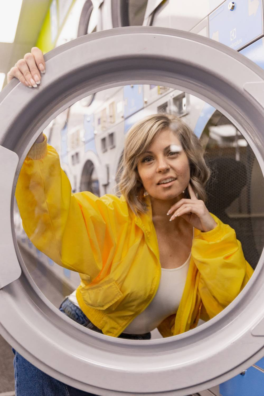 Washing Clothes With Vinegar washer
