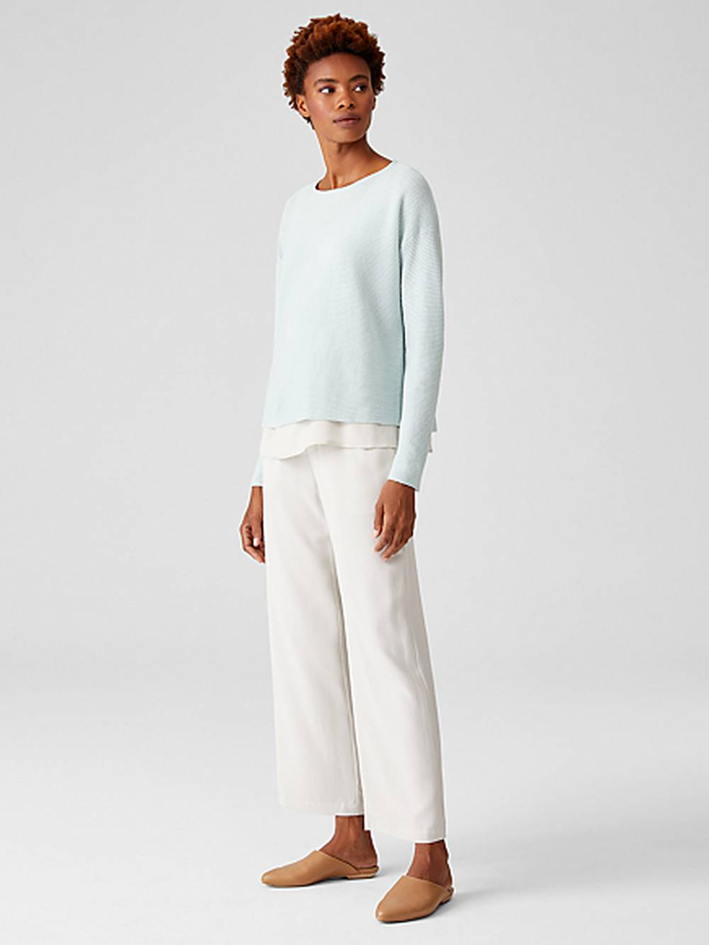 eileen fisher affordable organic women clothing