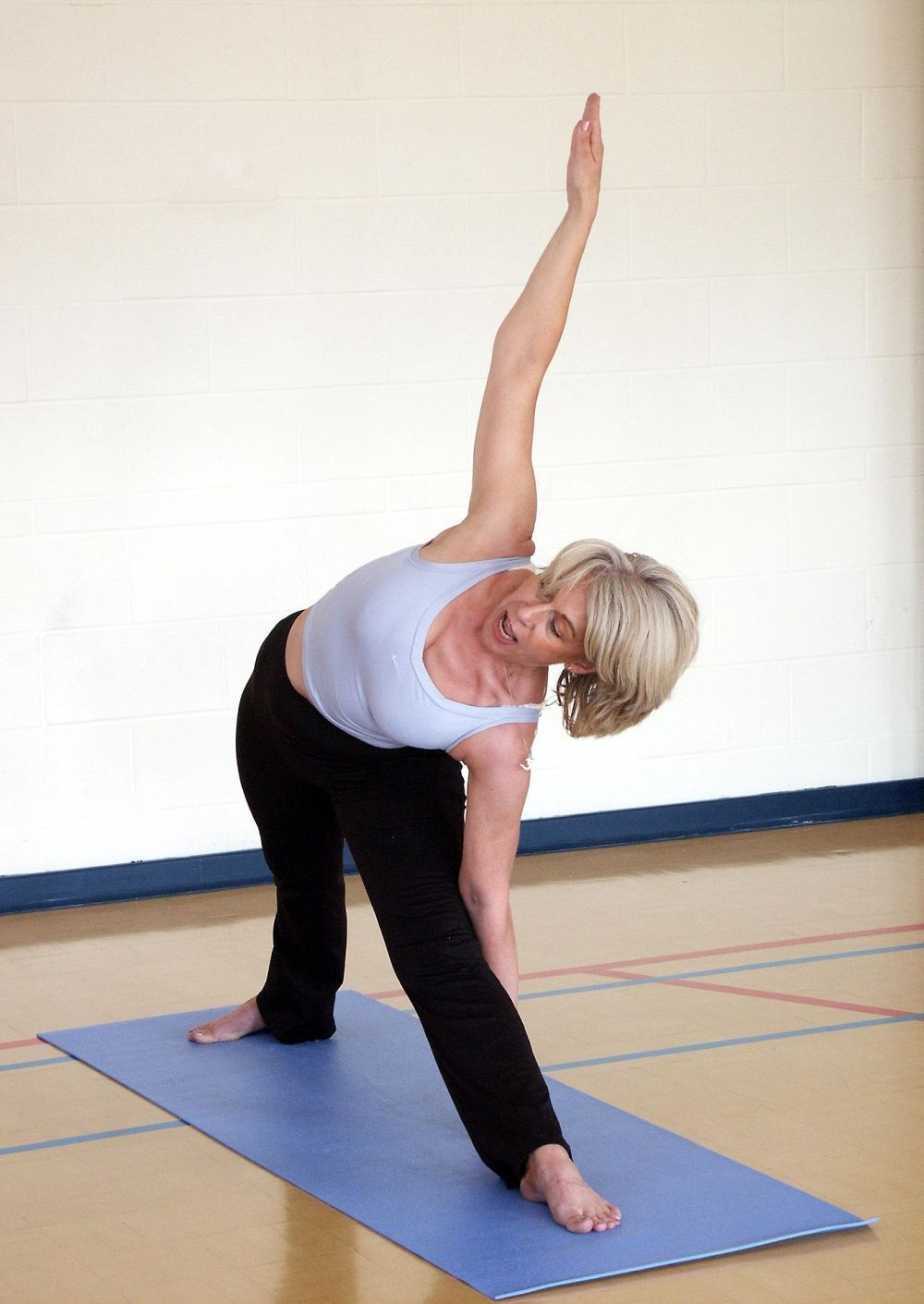 yoga practice senior beginner
