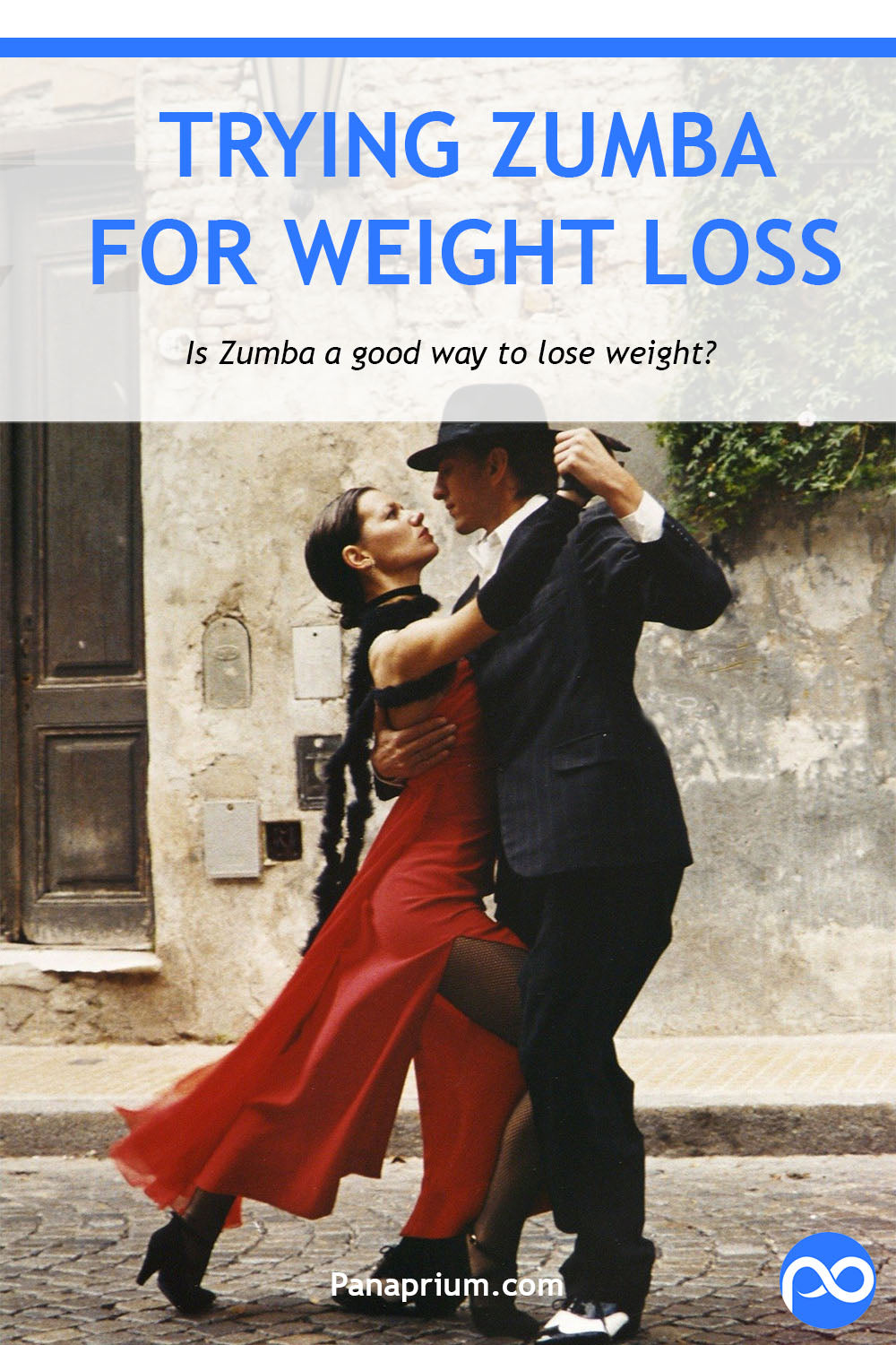 zumba weight loss pin