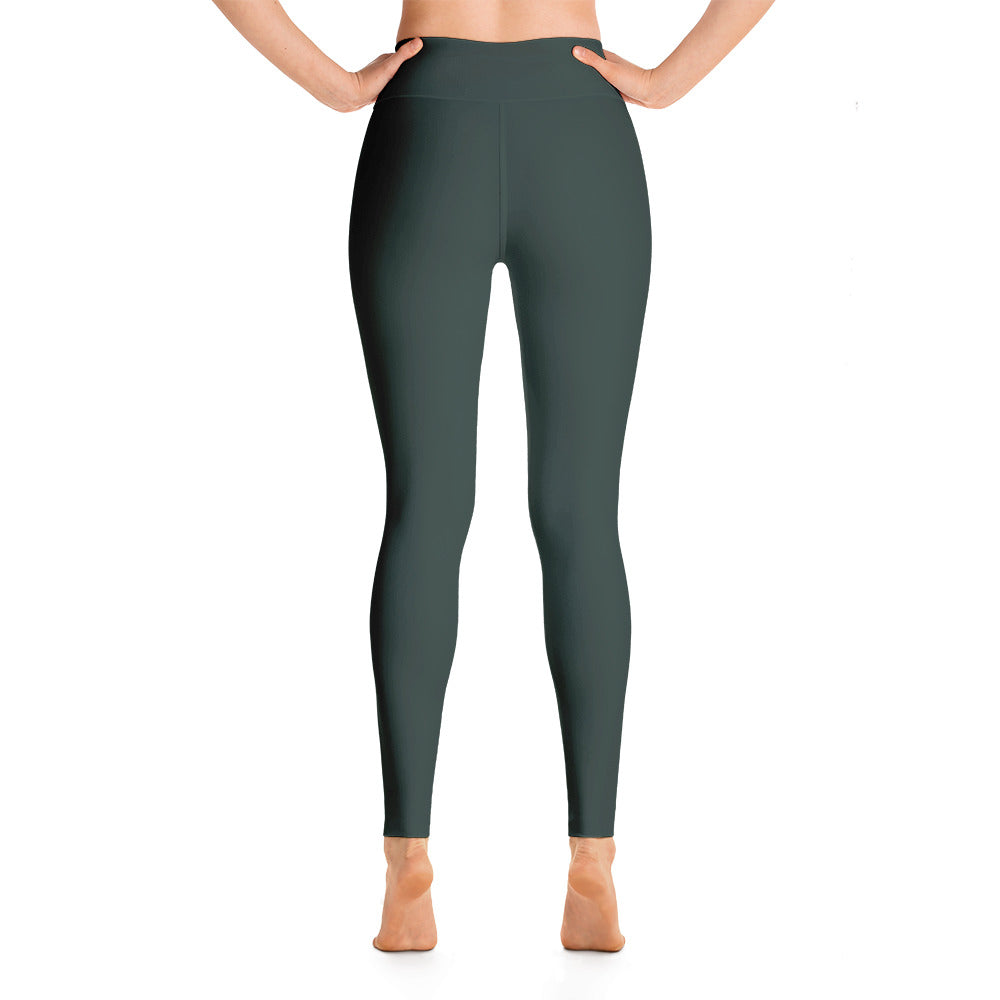 Dark Green Leggings