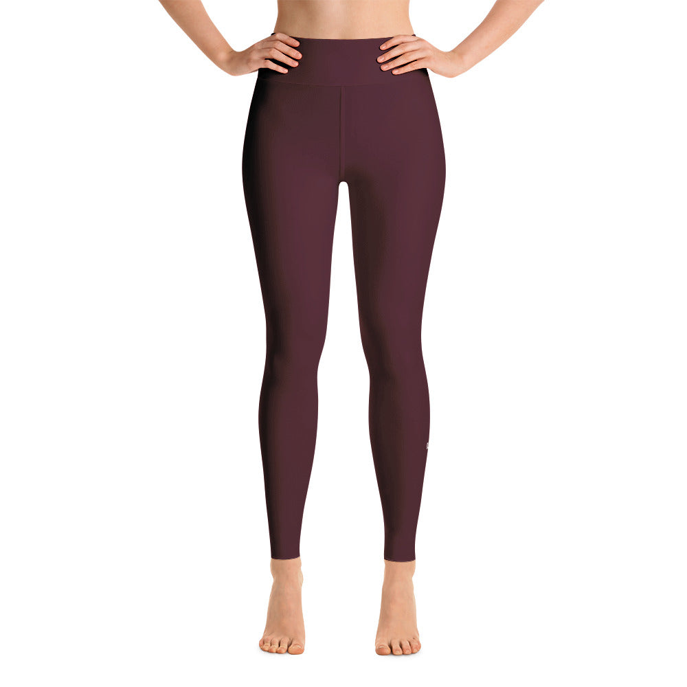 Bordeaux Leggings