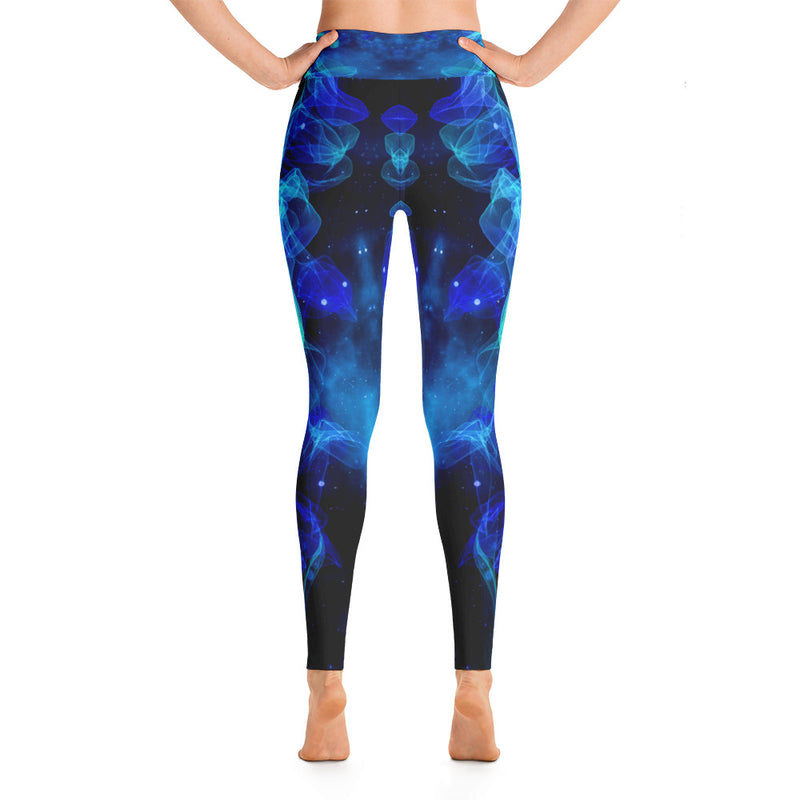 Galaxy Wave Leggings