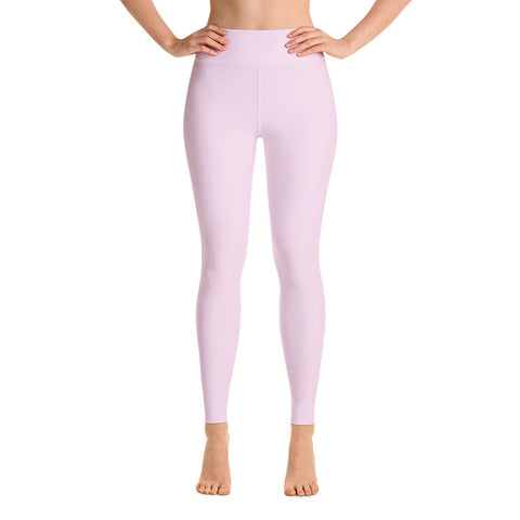 Rose Beige Leggings