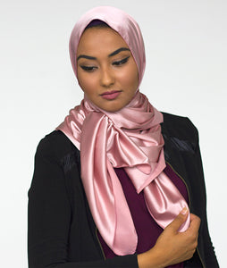 Signature Satin Hijab