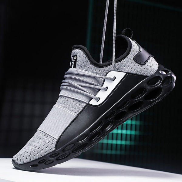 Men Breathable Lightweight Sports Running Casual Sneakers