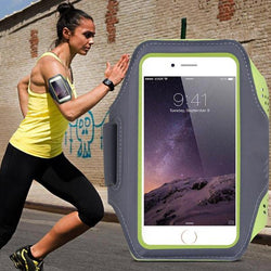 Waterproof Sport Arm Band Case For 5.5 Inch Universal Mobile Phone Bags