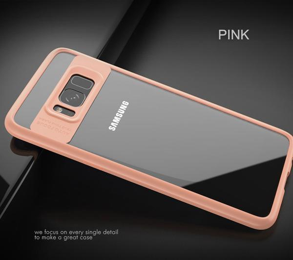 High Quality Anti Knock  Phone Case for Samsung Galaxy S8 S8 Plus