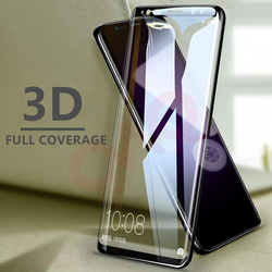 3D Full Cover Tempered Glass Screen Protector For Samsung Galaxy