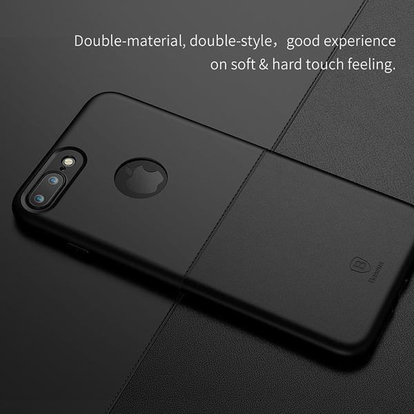 Baseus Luxury Double  Cover For iPhone