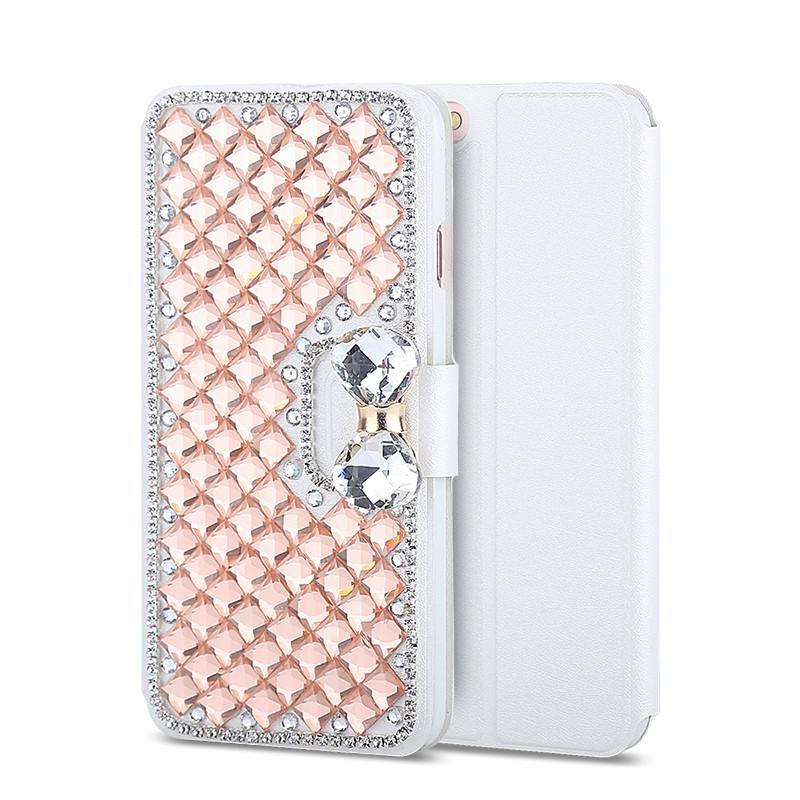 Bling Bowknot Rhinestone phone Case