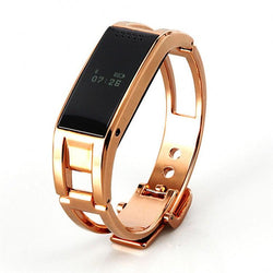 Luxury Smart Wrist Watch With Call Reminder Health Tracker for iOS&Android