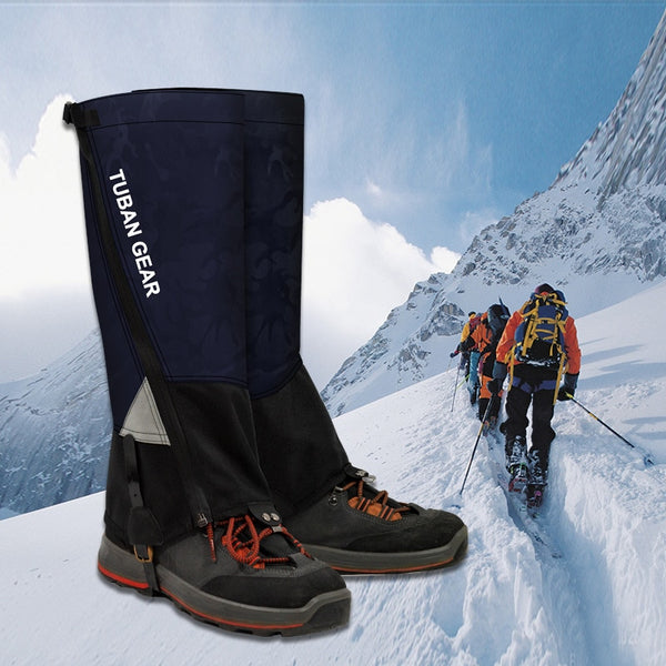 Waterproof Skiing Boots Gaiters Cycling Camping Hiking Ski Boot