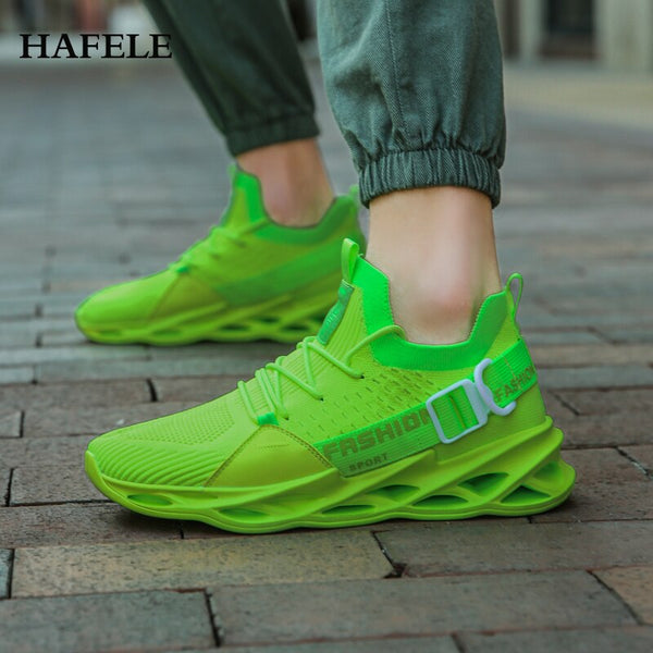 Fashion Men's Casual Shoes Runing Shoes Breathable Sneakers