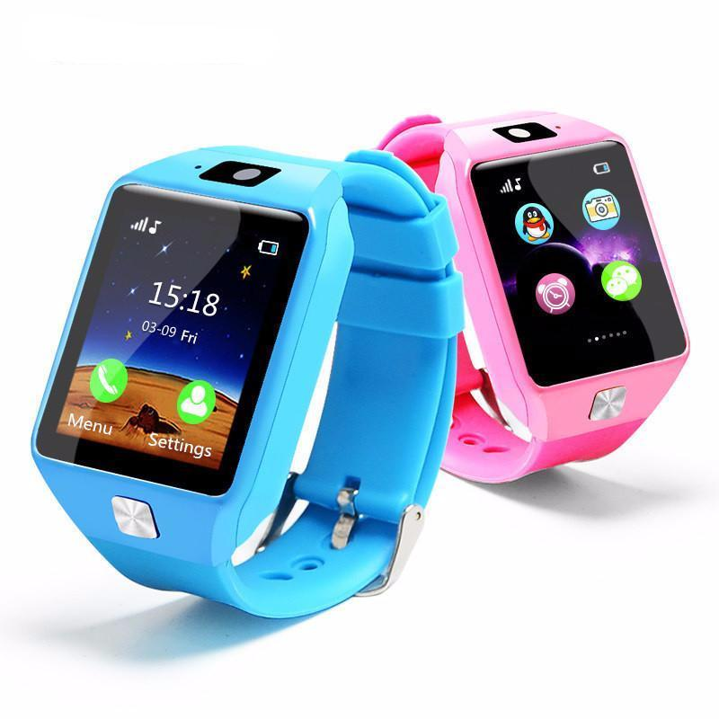 New 1.54 Inch Touch Screen Smart Watch Children Wrist Smartwatch