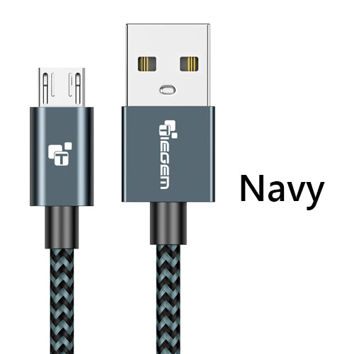 Fast Charging USB Sync Data Adapter Charger Cable for Android