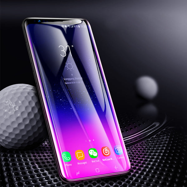 3D Surface Ultra Thin Full Cover Screen Protector For Samsung Galaxy S9 S9+
