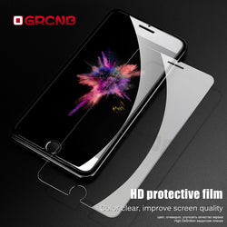 9H 0.26mm 2.5D Tempered Glass Screen Protector for iPhones