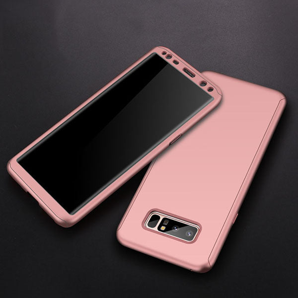 360 Full Body Protection Case For Samsung Free Screen Film