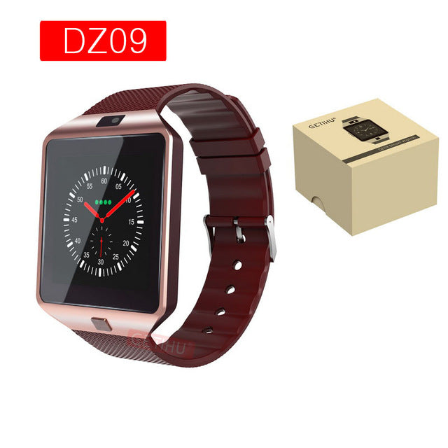 Smart Watch With Camera Call Reminder For Apple Android