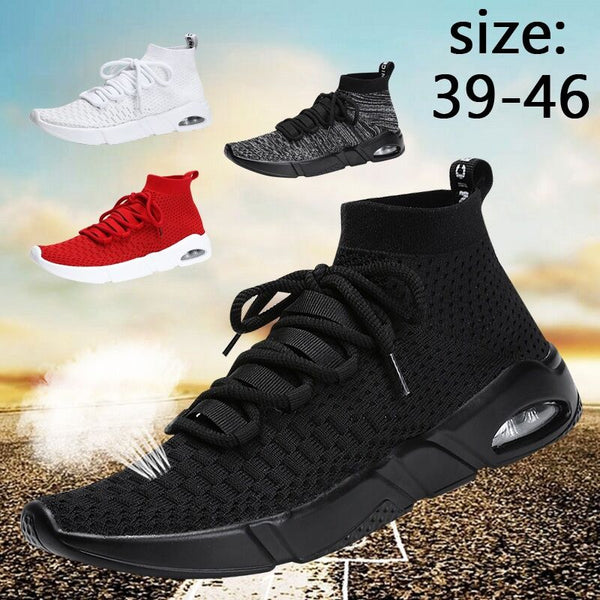 7282e45f00a New Men Light Weight Air Mesh Breathable Outdoor Running Sneakers ...