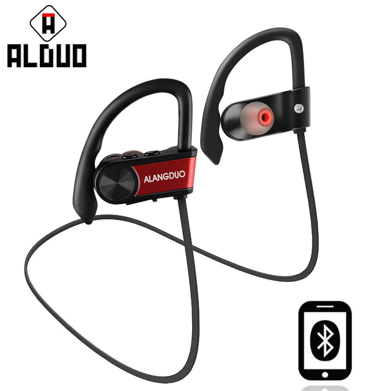 Waterproof Bluetooth Stereo Headset for Running Sports