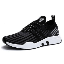 Breathable Lightweight Lace-up Outdoor Men's Sneakers