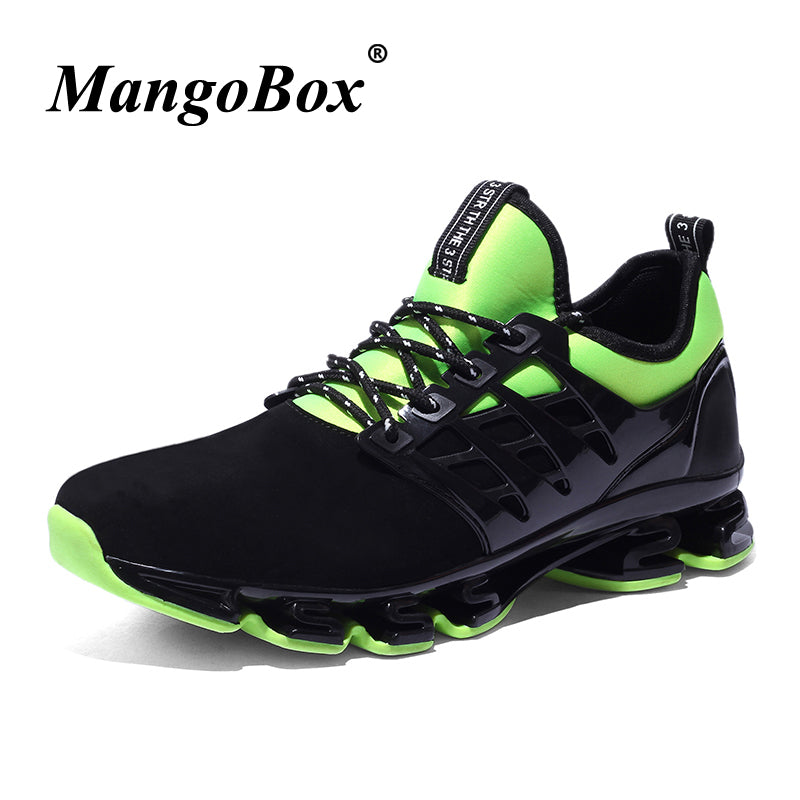 Men Summer Breathable Luxury Jogging Trainers Sneakers Runners Shoes