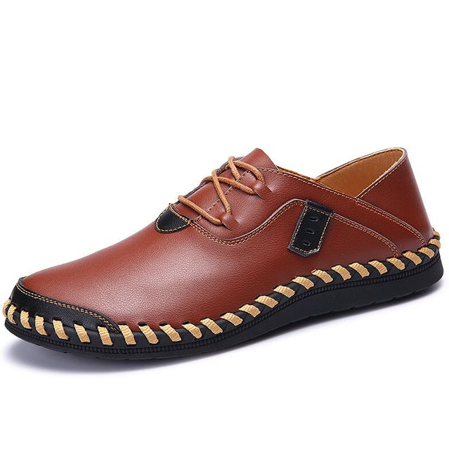 Fashion Breathable Moccasins Men's Casual Shoes