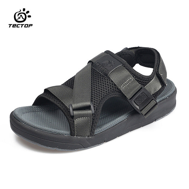 Men Summer Sandals Beach Shoes Lightweight Breathable Non-slip