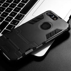 Luxury Shockproof Armor  Protective Hard Cover Phone Case For iPhone