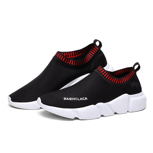 Summer Breathable Outdoor Women Running Sneakers