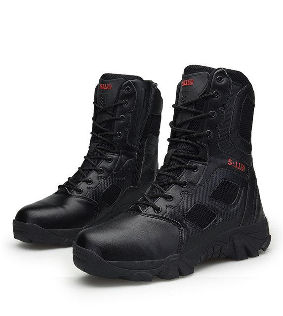 Climbing Trekking Camping Military Tactical Hiking Boots