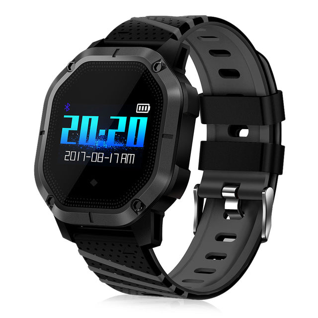 Bluetooth Waterproof Smart Watch -Multiple Sports Modes with Heart Rate Blood Pressure Fitness Tracker