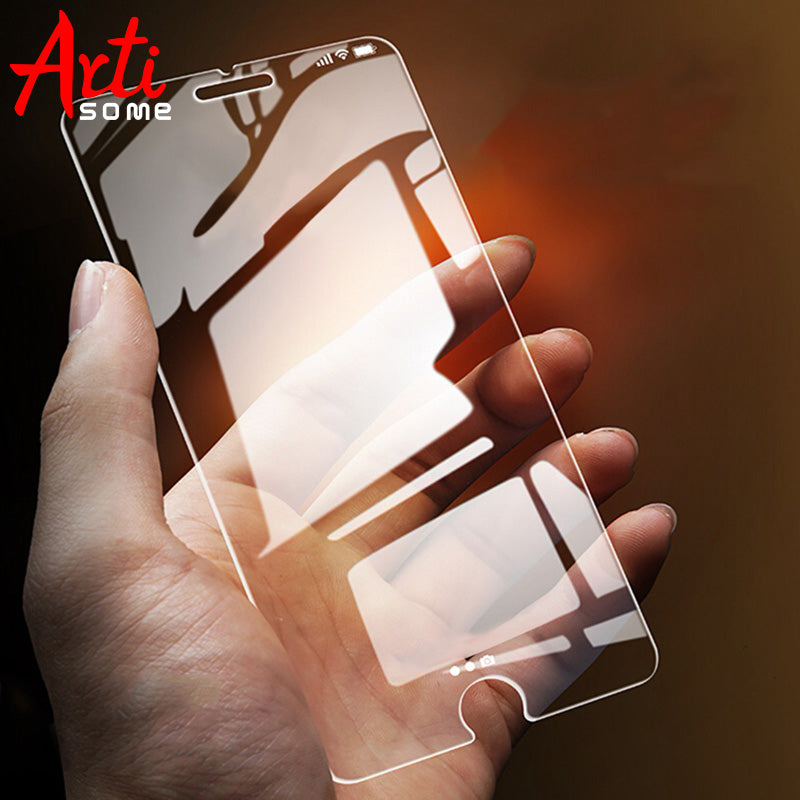HD Ultra-thin Tempered Glass Screen Protector Film For iPhone