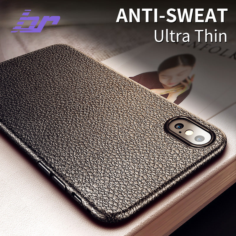 Ultra Thin Soft TPU Carving Back Cover For iPhone XS MAX XR X