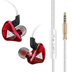Magnetic Original 3.5mm in-ear Bass Stereo Earphones With Mic