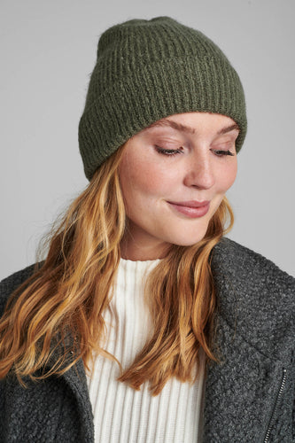 Numph Numarcellina Hat - Agave Green