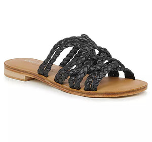 Emu Weir Slide Sandal - Black