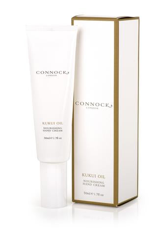 Connock London Kukui Oli Nourishing Hand Cream