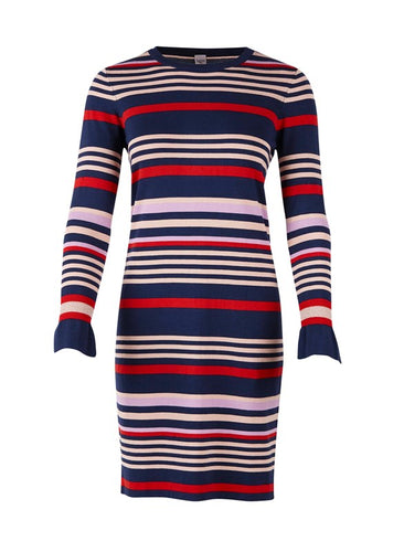 Saint Tropez stripe Jumper Dress
