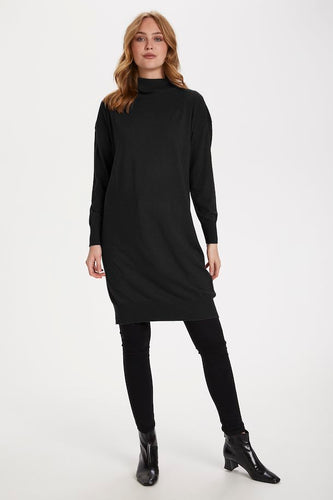Saint Tropez Casandra Jumper Dress - Black
