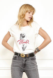 MKT Studio Tess Blondie Tee - White