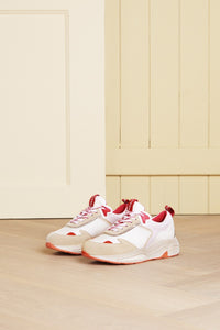 Fabienne Chapot Peggy Sneaker - Cool Coral