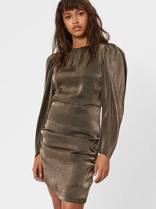 Sofie Schnoor Juliana Dress - Gold